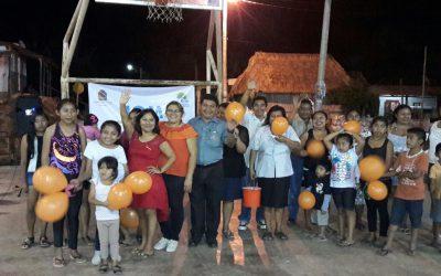 Con actividades deportivas prevenimos la violencia familiar y de género