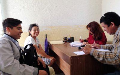 Con tranquilidad y confianza concluyen trabajos de recepción de documentos en Chemuyil: Seduvi