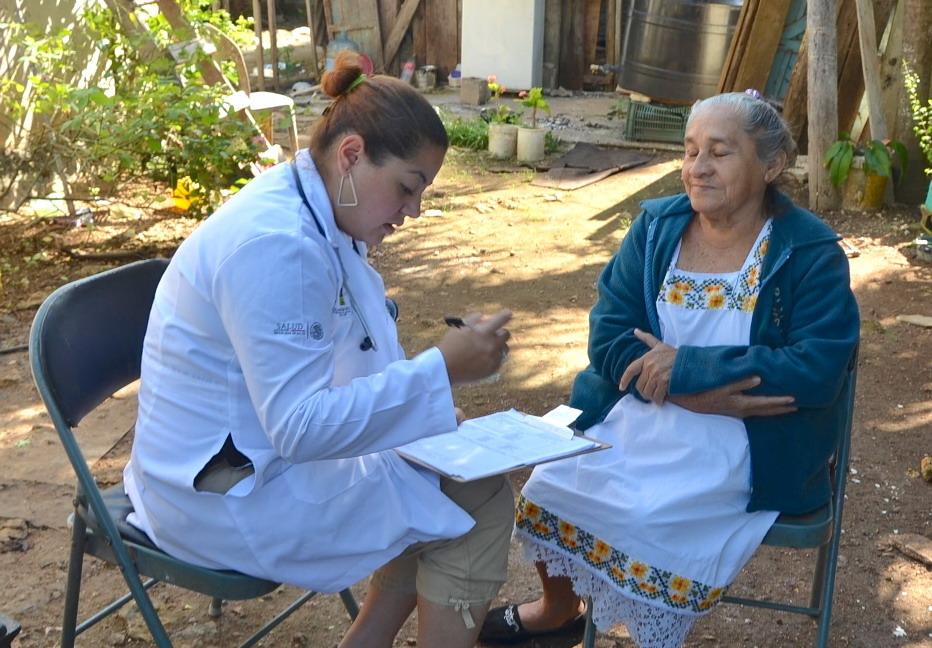 Con servicios de salud de calidad y cercanos a la gente disminuimos la desigualdad social: SESA
