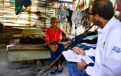 Arranca encuesta a potenciales beneficiarios de la segunda etapa el Programa de Vivienda Rural e Indígena