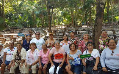 Con oportunidades para todos, más familias disfrutan paseos turísticos en Quintana Roo