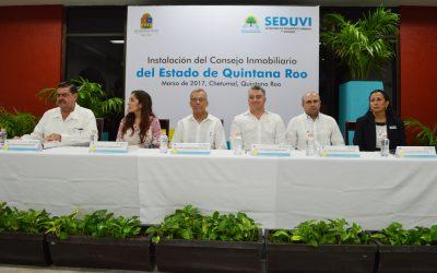 Quintana Roo principal destino turístico inmobiliario para más y mejores beneficios a los quintanarroenses