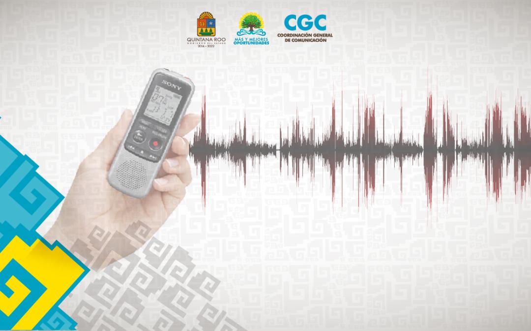 ((AUDIO)) Mensaje del Gobernador Carlos Joaquín durante la presentación del Festival de Cultura del Caribe