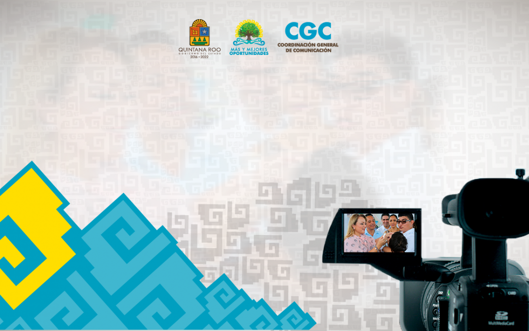((VIDEO)) El Gobernador Carlos Joaquín encabeza la Ceremonia de Izamiento de la Bandera del Estado de Quintana Roo en Explanada de la Bandera de Chetumal, por el XLIII Aniversario de la Creación de Quintana Roo como Estado Libre y Soberano