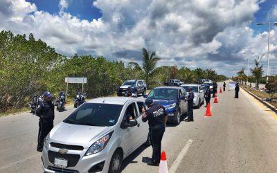 Operativos de seguridad acompañan a familias en el retorno a clases: Carlos Joaquín
