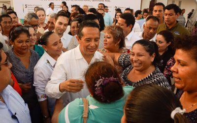 Quintana Roo lider nacional en crecimiento económico con el 7.0 por ciento: Carlos Joaquín