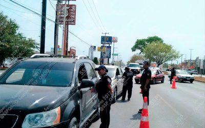Operativos de vigilancia para tranquilidad de todos: Carlos Joaquín