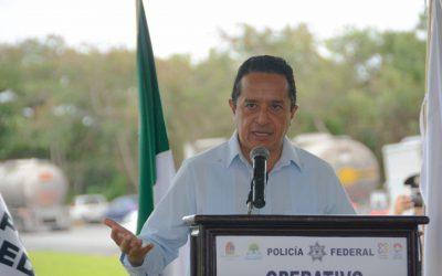 En seguridad, más atención rápida y eficaz a la gente: Carlos Joaquín