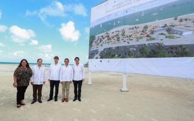 Playas certificadas para proteger la salud de todos: Carlos Joaquín