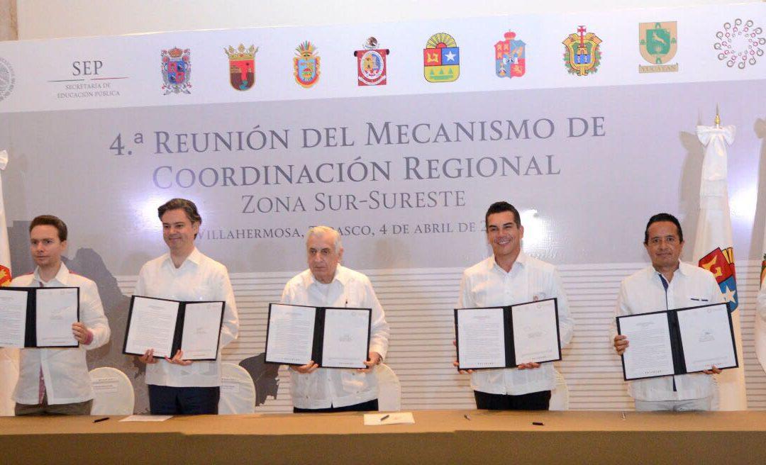((FOTOS)) En Quintana Roo la educación es prioridad para disminuir la desigualdad: Carlos Joaquín