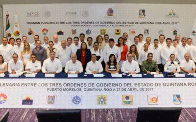 Transparencia y rendición de cuentas para corregir el rumbo de Quintana Roo: Carlos Joaquín