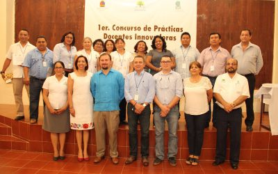 Un éxito primer concurso de prácticas docentes innovadoras del Colegio de Bachilleres