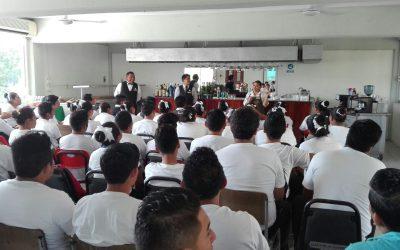 Plantel Conalep Felipe Carrillo Puerto fortalece las competencias profesionales de los estudiantes
