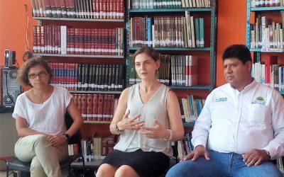 """""""La Feria Estatal del Libro"""" una realidad en Quintana Roo"""
