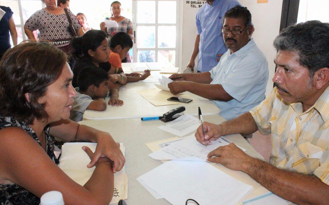 Seduvi cumple compromiso y avanza con Programa de Vivienda Digna en Tulum