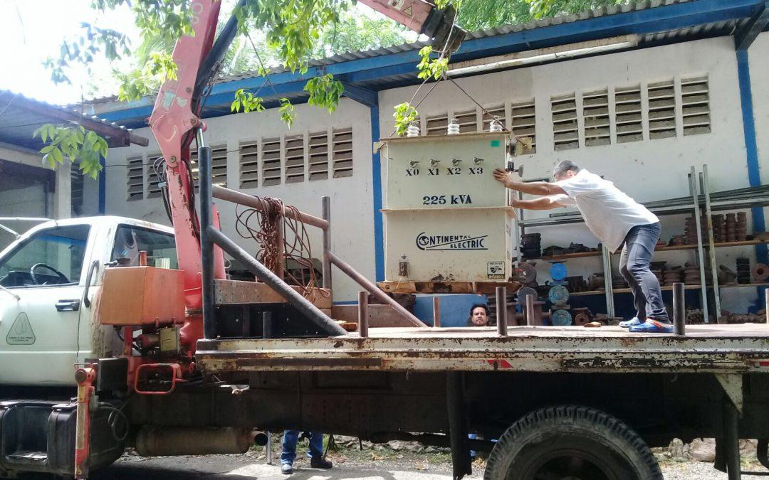 Brigadistas de la CAPA solucionan incidencia que detuvo unas horas la operación del cárcamo Bachilleres de Chetumal