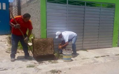 Exhorta CAPA a no destapar alcantarillas de drenaje sanitario en temporada de lluvias.