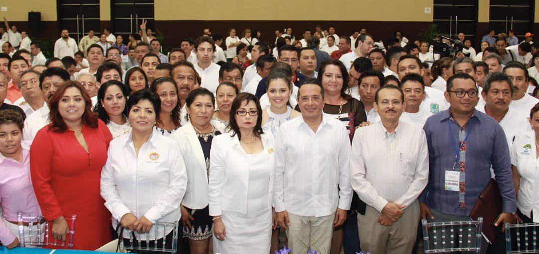 ((VIDEO)) Mensaje del Gobernador Carlos Joaquín en conmemoración del 1 Mayo Día Internacional del Trabajo en Chetumal