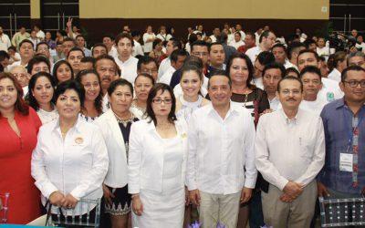 Construyamos juntos el Quintana Roo de los trabajadores: Carlos Joaquín
