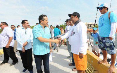 Generamos productos turísticos para detonar el sur de Quintana Roo: Carlos Joaquín