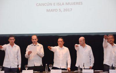 Nuestro compromiso es salvaguardar la integridad de las personas: Carlos Joaquín