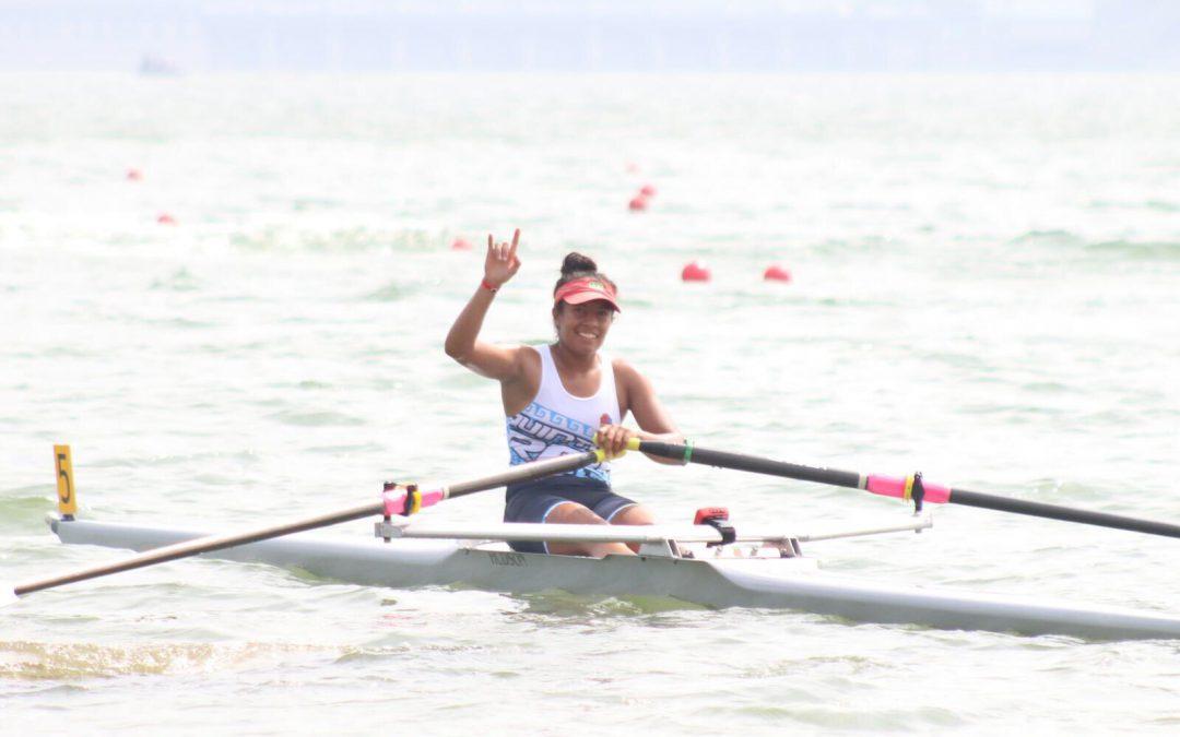 Inicia Remo su participación en la Olimpiada y clasifica para finales