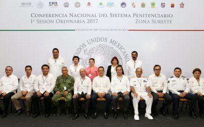 La lucha por la seguridad de la gente implica instituciones confiables: Carlos Joaquín