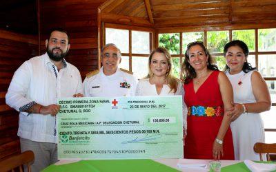 Sumamos esfuerzos para un Quintana Roo próspero con más y mejores oportunidades para todos: Gaby Rejón de Joaquín
