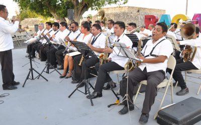Se presentará la Banda de Música del Gobierno del Estado este domingo 28