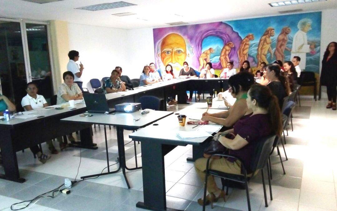 Imparte Oficialía Mayor curso sobre el correcto manejo de archivos a trabajadores de la SEyC-Cancún