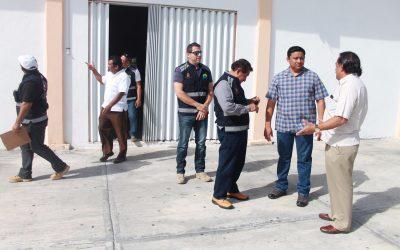 Brinda Protección Civil Estatal la mano al novel municipio de Puerto Morelos