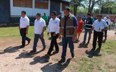 Protección Civil Estatal verifica instalaciones de refugios anticiclónicos