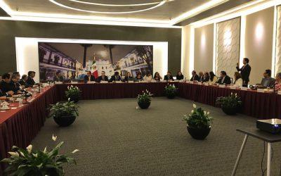 Secretarios de Gobierno del país se reúnen en la SEGOB para Coordinar las acciones de Protección de personas defensoras de Derechos Humanos y Periodistas.
