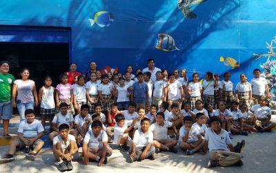 Inició de la temporada de anidación la tortuga marina en Xcacel-Xcacelito: Sema