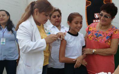 La Segunda Semana Binacional de Salud cumple con el objetivo de acercar más y mejores servicios a la niñez de la zona maya