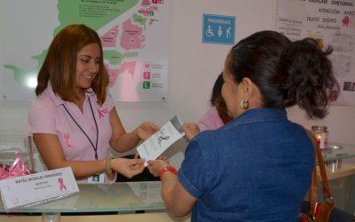 Más y mejores servicios de salud, cercanos y de calidad para las mujeres un eje prioritario del Gobernador Carlos Joaquín