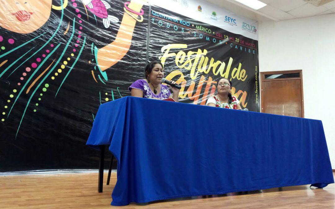 Todo un éxito el Festival de Cultura del Caribe 2017 en Felipe Carrillo Puerto