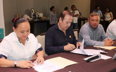 Trabajar para que el crecimiento de Quintana Roo verdaderamente sea ordenado y con sustentabilidad