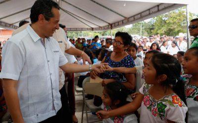 Soplan vientos de cambio; Quintana Roo está comprometido con la rendición de cuentas y el combate a la corrupción: Carlos Joaquín