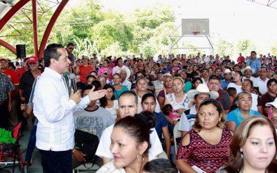 Cerramos las brechas de la desigualdad para que las mujeres tengan más y mejores oportunidades: Carlos Joaquín