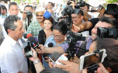No hay tregua en la lucha contra la corrupción y la impunidad: Carlos Joaquín
