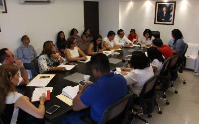 Gaby Rejón de Joaquín principal promotora del respeto a los derechos de la infancia