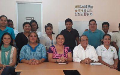 Es prioridad del gobierno estatal ampliar la cobertura educativa: Candy Raygoza