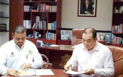 Firma convenio de colaboración entre la Uqroo y la Procuraduría de protección al Ambiente