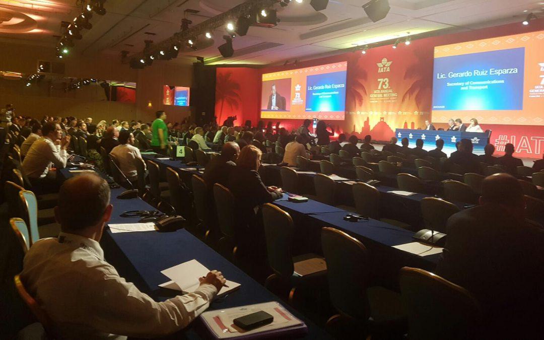 Cancún refrenda liderazgo en turismo de convenciones