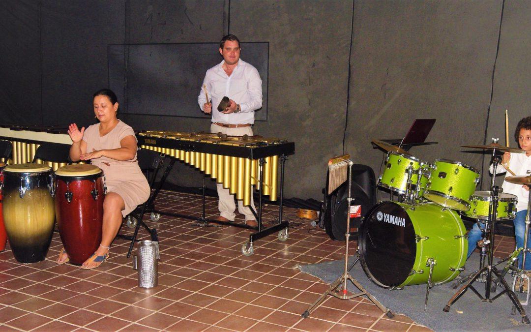 Ofrecen recitales alumnos de la Escuela Estatal de Música