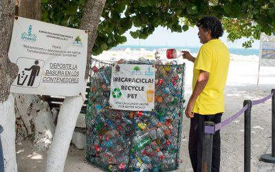 Instala contenedores ecológicos la Apiqroo en terminales marítimas
