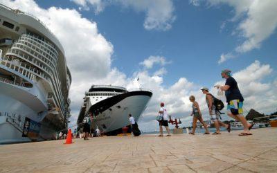 La industria de cruceros continúa con su importante aportación a la economía estatal