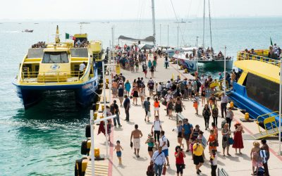 Aumenta 17.1% movimiento de pasajeros en terminales marítimas de la Apiqroo