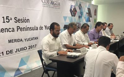 Quintana Roo conjunta esfuerzos con Campeche y Yucatán para una mejor gestión de los recursos hídricos en la región